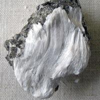 Asbestos.