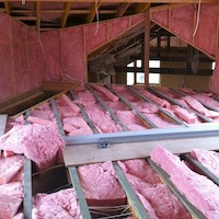5 most common thermal insulation materials thermaxx for 6 fiberglass insulation r value