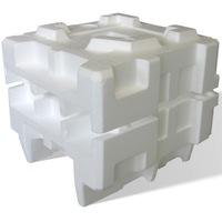polystyrene material