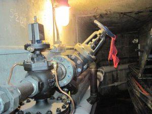 Patrick Energy Steam System