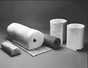 Fiberfrax Insulating Blanket and Mat Products