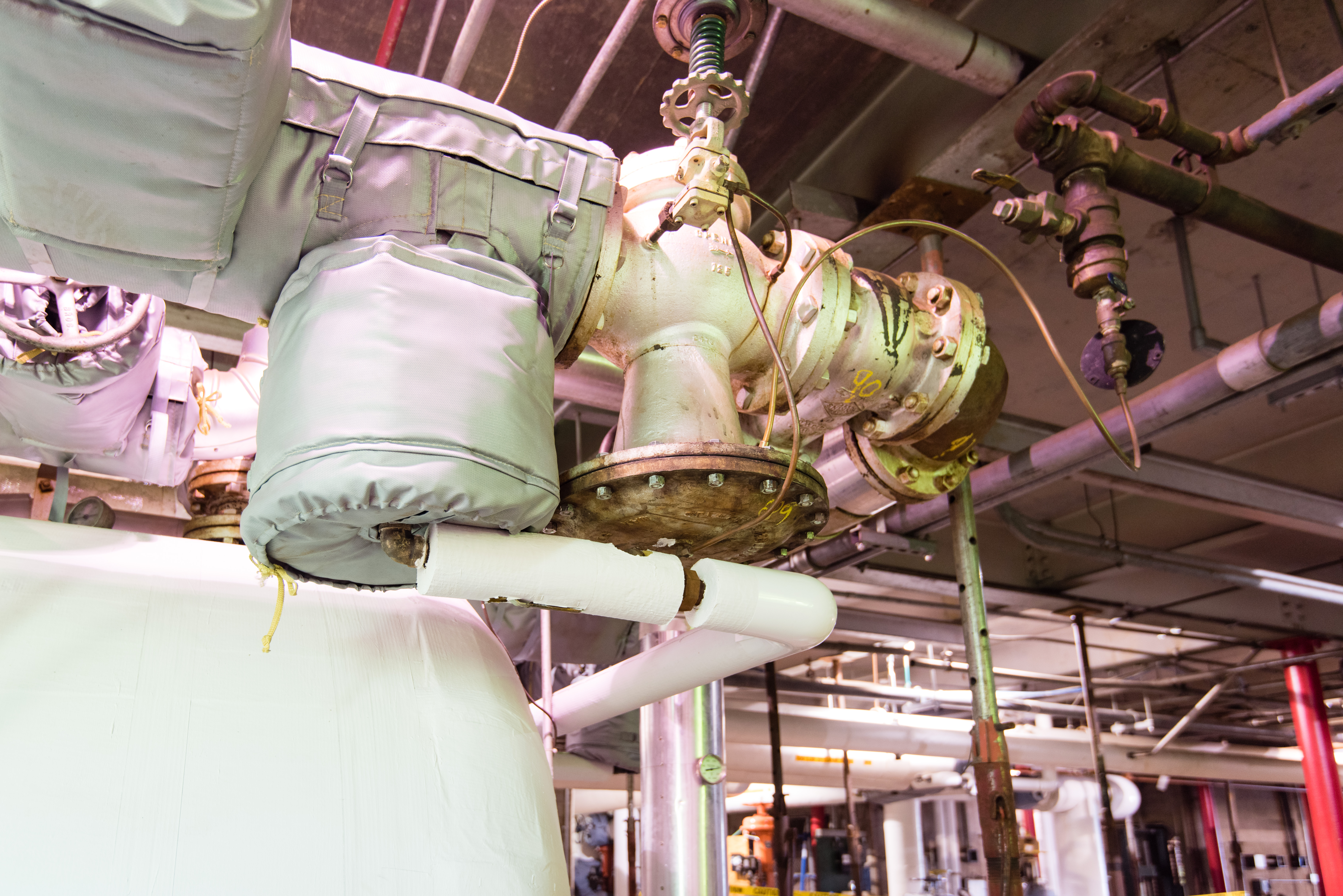 Mixed Valves Insulated by Thermaxx