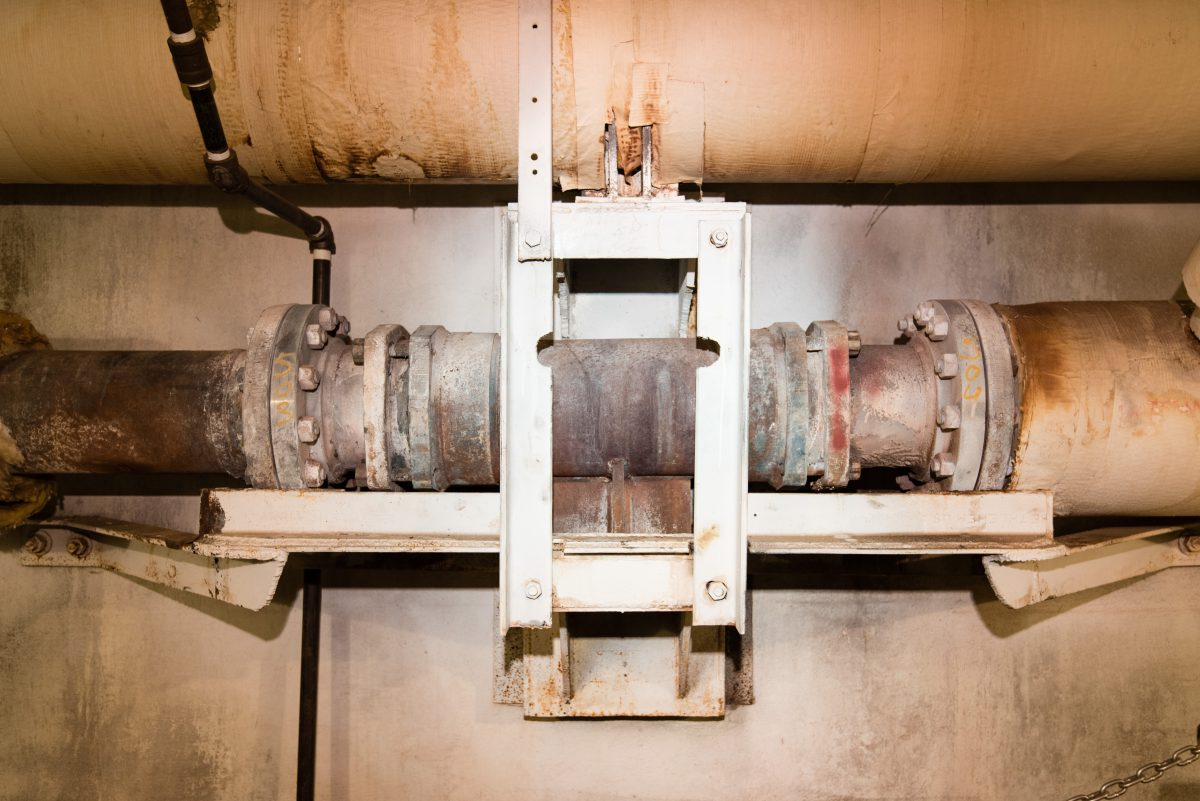 Uninsulated Expansion Joint