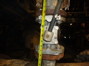 125LB. Plug Valve, Uninsulated