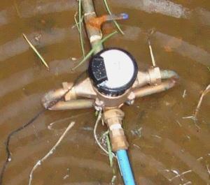 Waterbury Water Meter