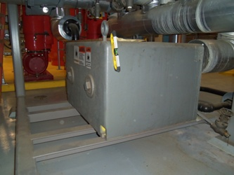 un-insulated condensate pump