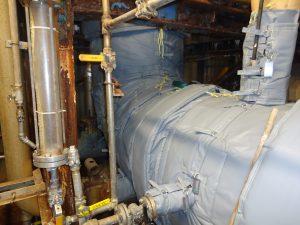 Cargill Salt Circ System After Insulating