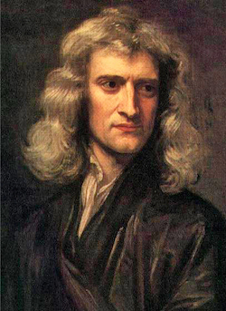 Newton's Portrait