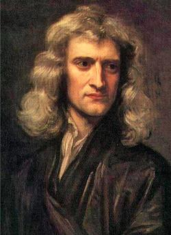 Newton's Portrait