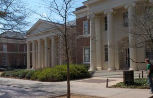 Brooks Hall at UGA