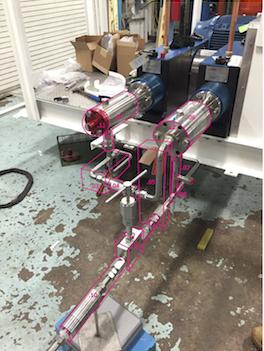 T09700 - Air Products - Liquid Helium Pump Jacket Locations