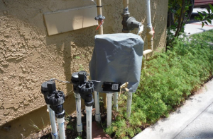 anti-siphon valve cover