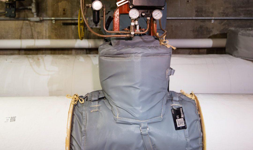 Control Valve Insulation Jackets Thermaxx Jackets
