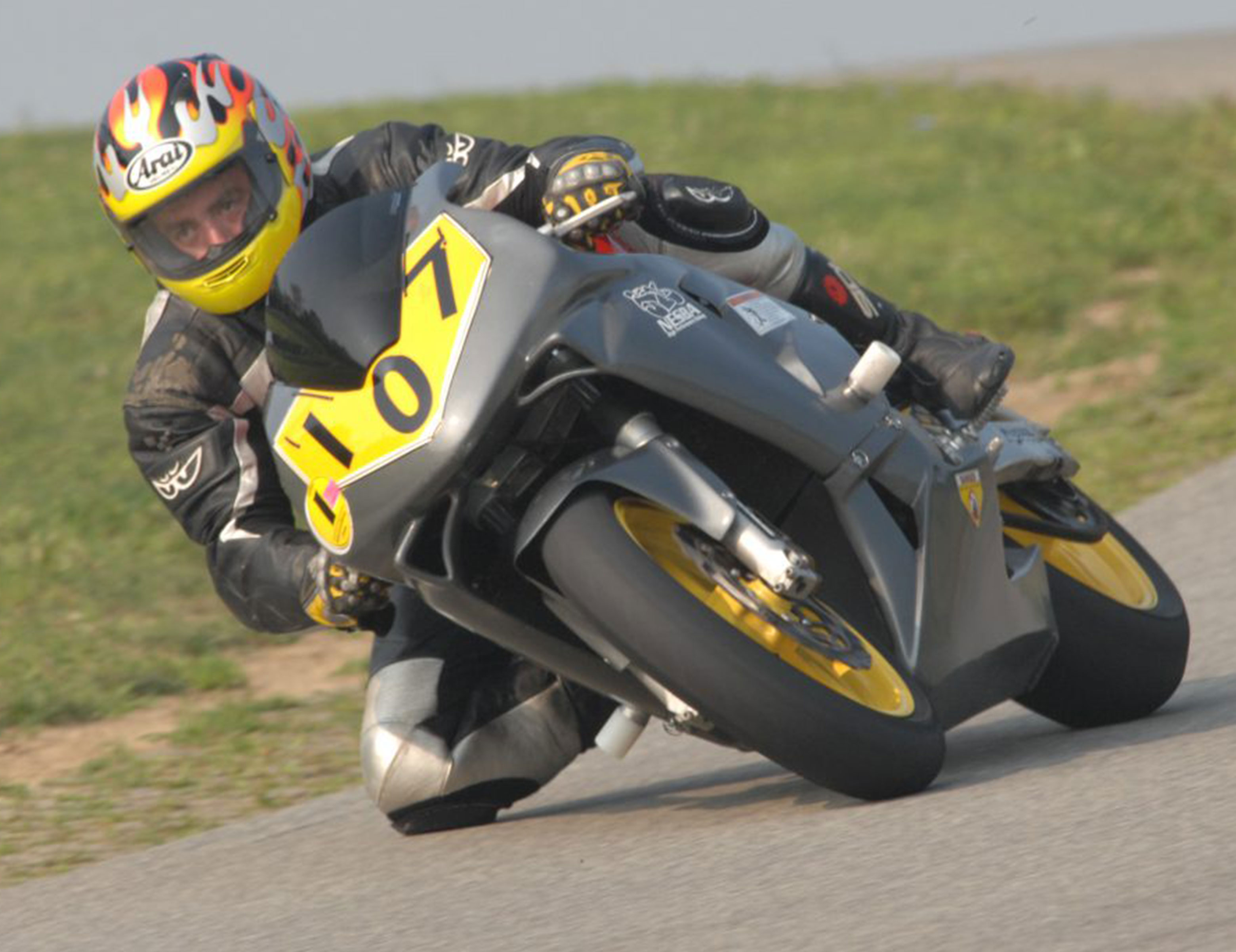 PJ Johns Motorcycle