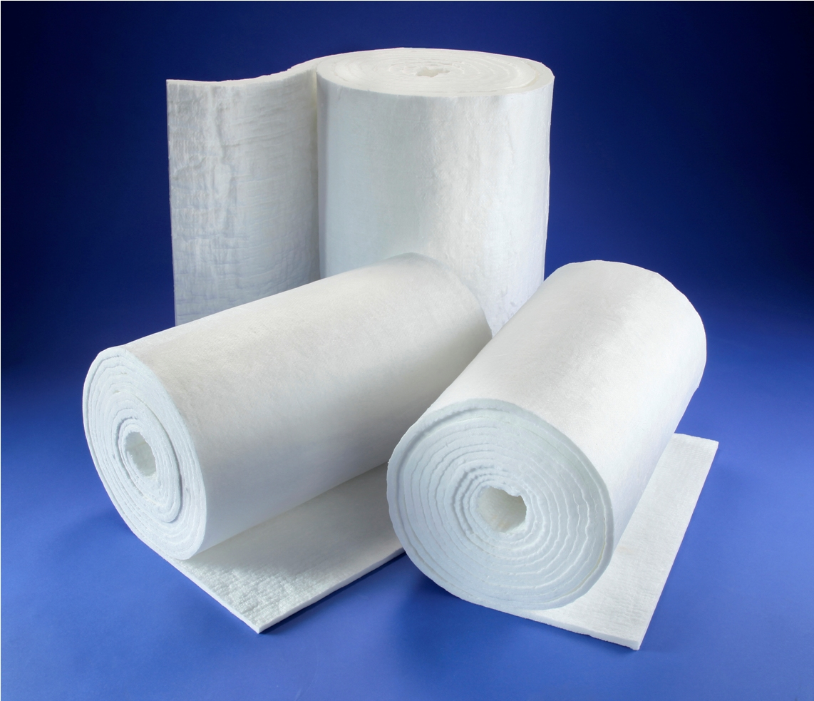 Insulation materials fiberfrax ceramic fiber for Glass fiber blanket insulation