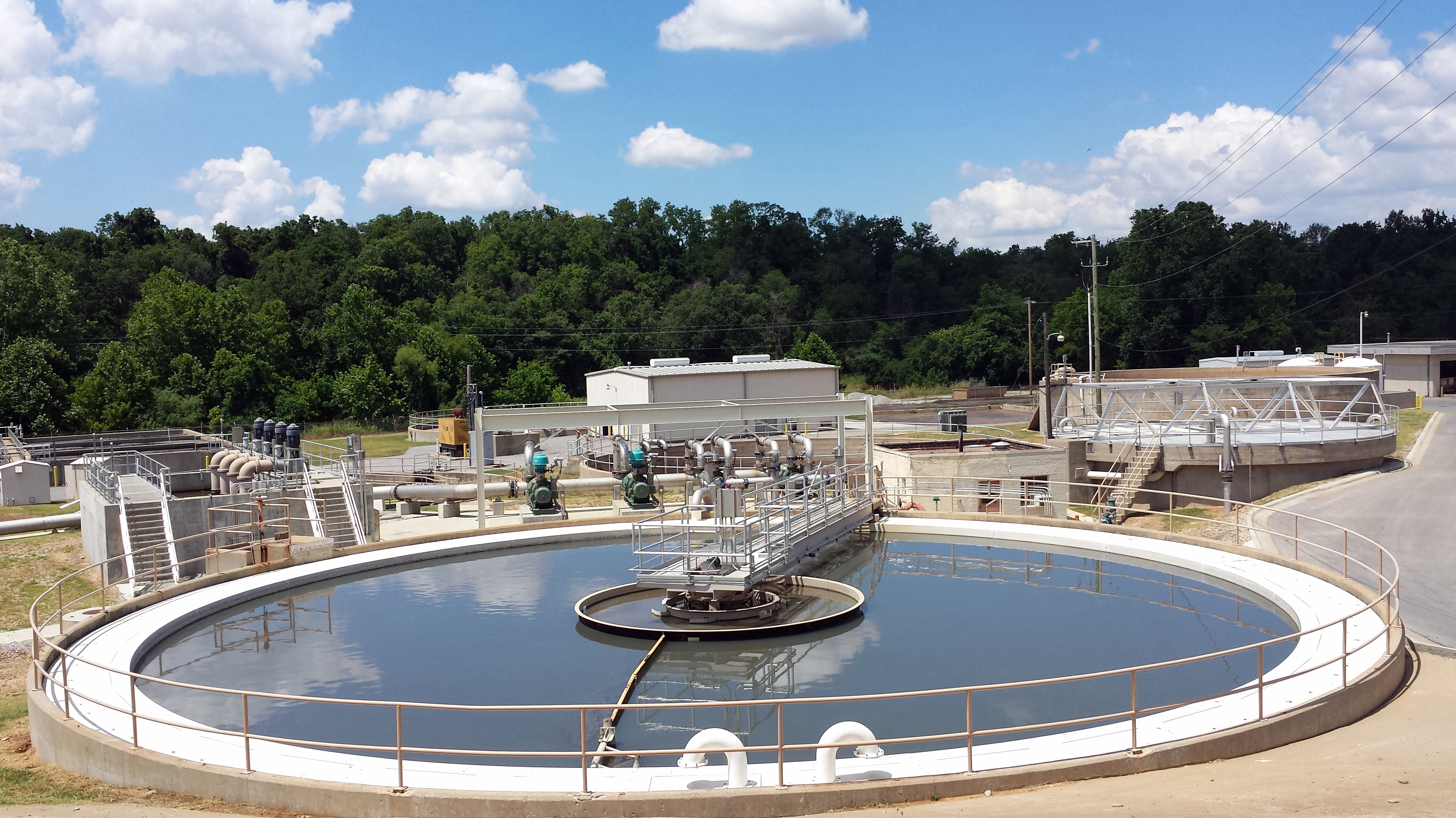 water treatment plants Professional water treatment training courses for engineers, facilities managers & water treatment specialists train with accepta's water treatment experts.