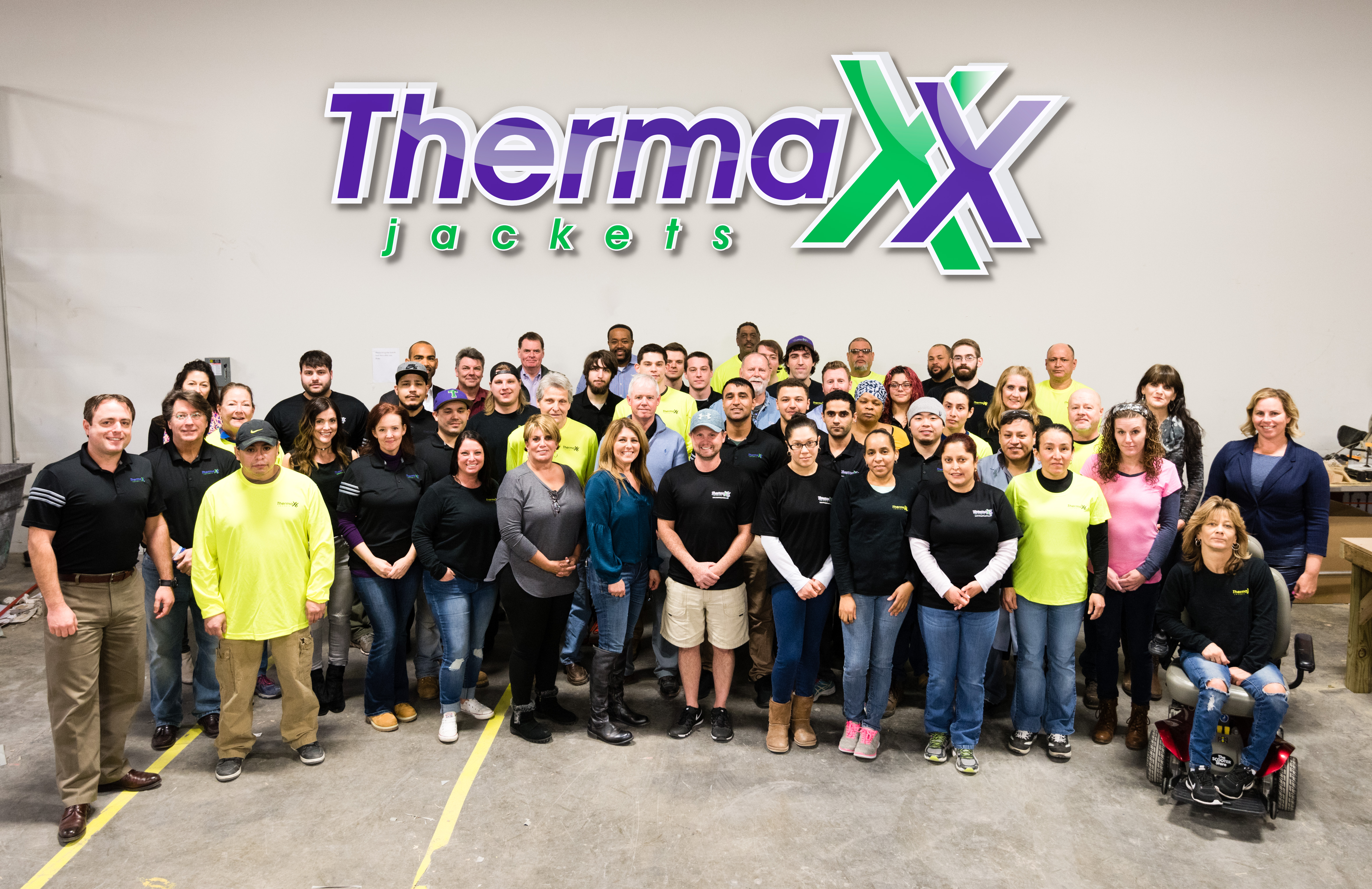 Thermaxx Team 2018