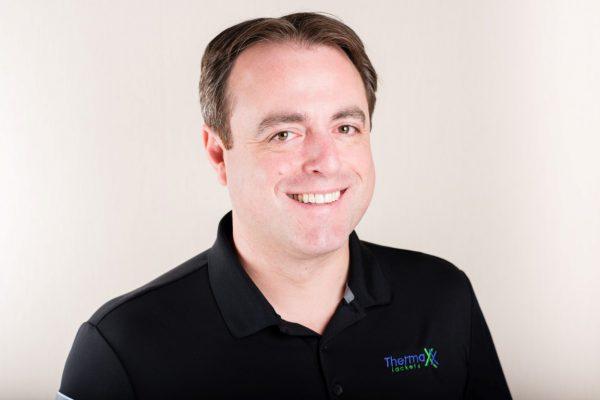 PJ Johns, CEO of Thermaxx Jackets