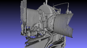 3D Tailormax Scan of Turbine
