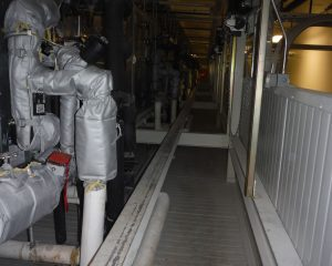 Process Piping Fully Insulated by Thermaxx Jackets