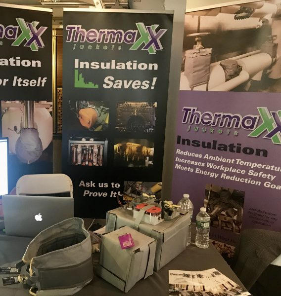 Thermaxx Jackets Booth