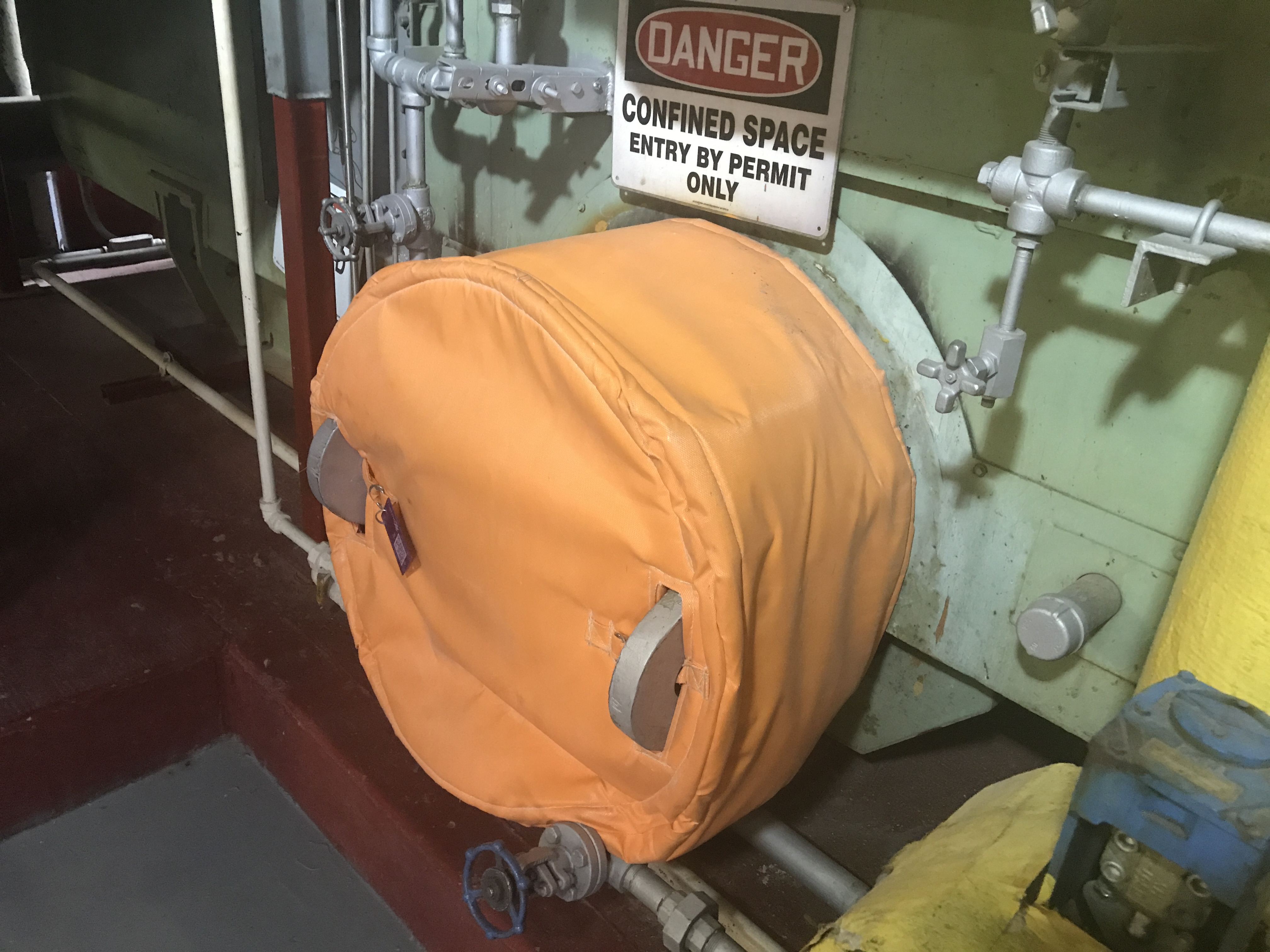 Color-Coded Insulation Blankets - Thermaxx Jackets