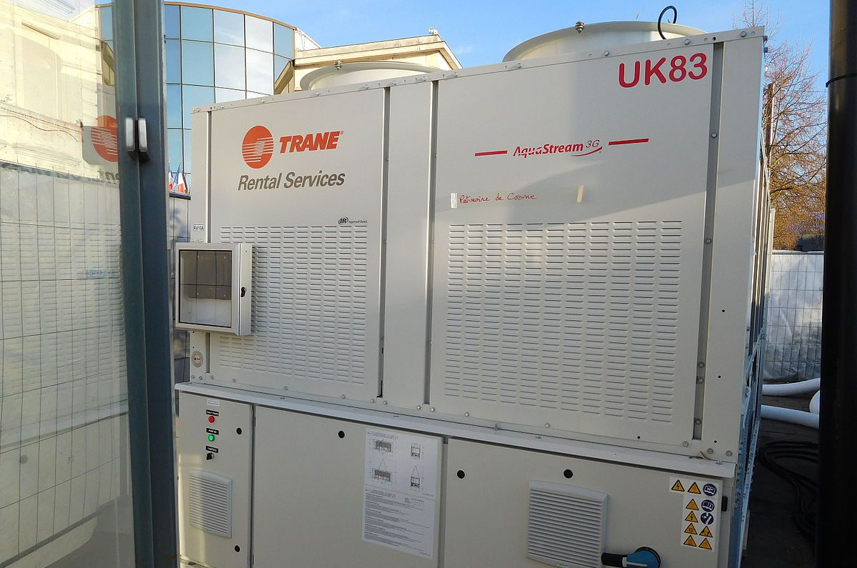 Trane AquaStream 3G Chiller