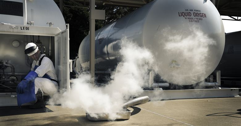 Fuel Delivery at Cryogenics Facility