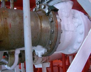 Frozen Gate Valve