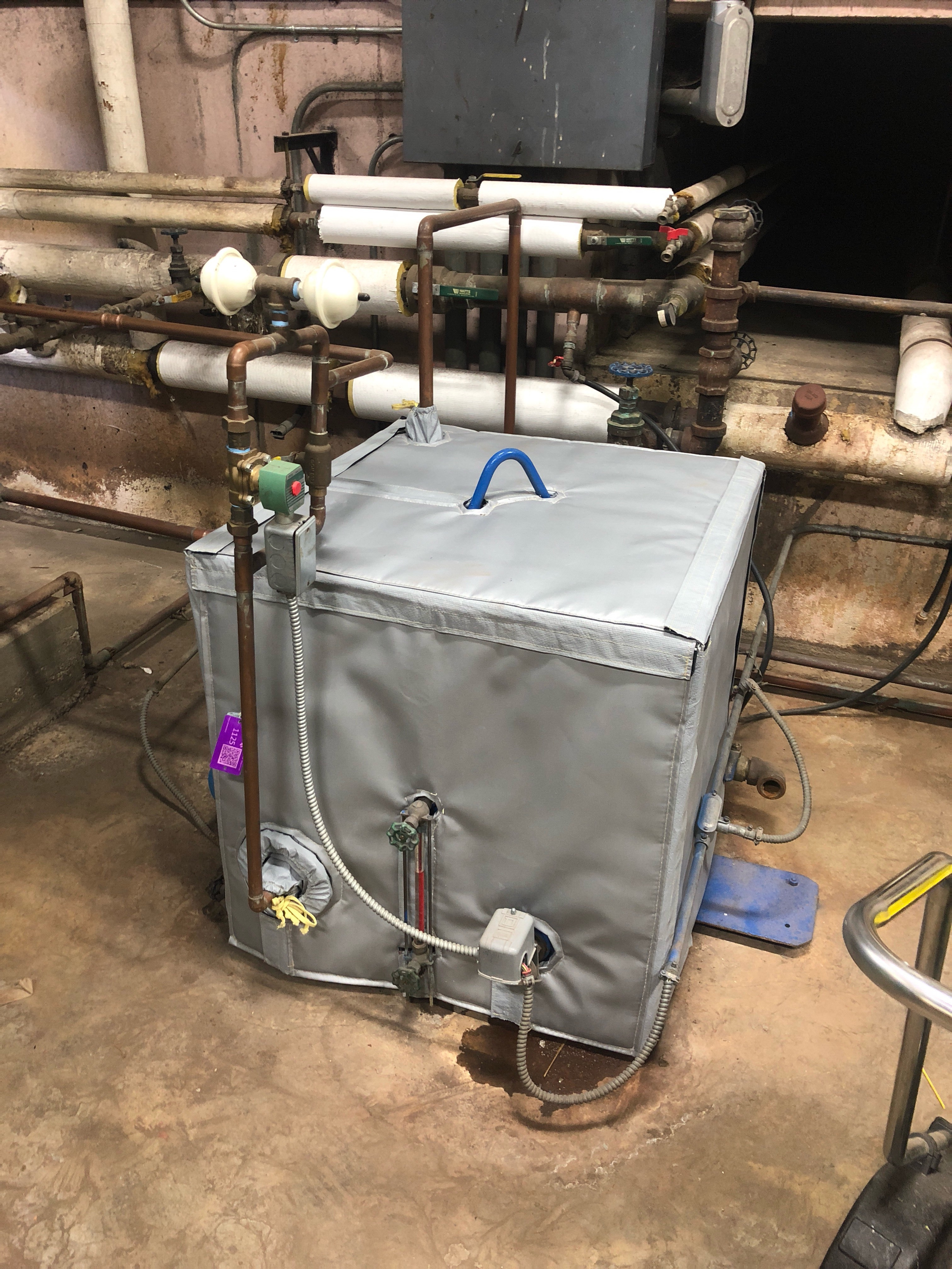 Condensate 1 Thermaxx Jackets