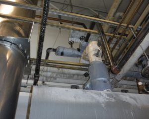 Typical Boiler Room Piping