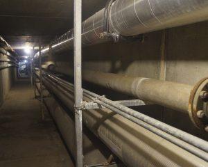 Steam Utility Tunnel