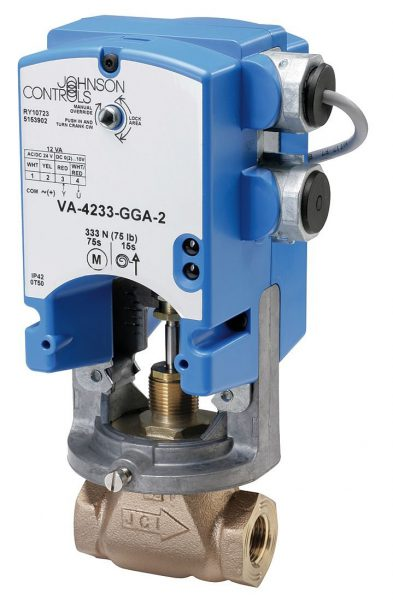 Johnson Controls VA-4233 Electric Valve Actuator